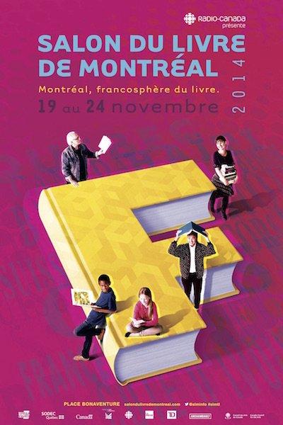 salon du livre de montreal 2014